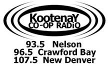 Kootenay Co-op Radio - CJLY-FM