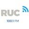 RUC FM Logo