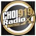 Radio X - CHOI 98.1 Logo