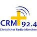 CRM 92.4 - Christliches Radio München Logo