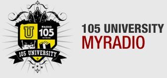 My Radio University 105
