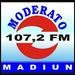Pesona Moderato FM Logo