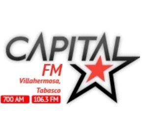 Capital Fm Villahermosa - XERV