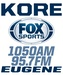 Fox Sports Eugene - KORE Logo