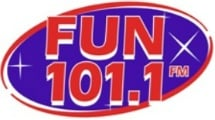 Fun 101.1 - WTGA-FM