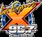La Equis 92.7 - KOBE Logo