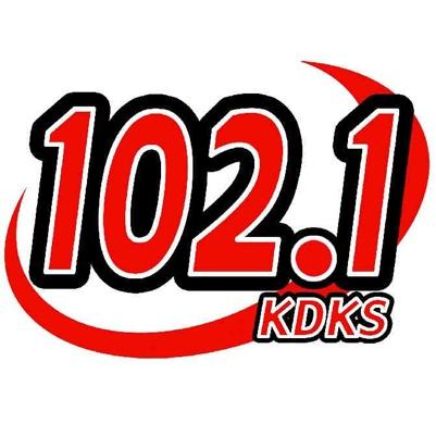 102.1 KDKS - KDKS-FM