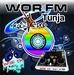 WOR FM Bogotá - Rock & Pop Tunja Logo