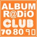 Album Radio - Club 70 80 90 Logo