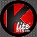 103.5 K-Lite - DWKX Logo