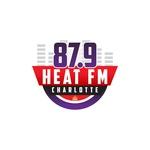 87.9 Heat Radio Charlotte Logo