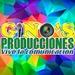 Ginos Producciones Logo