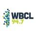 WBCL Radio - WCVM Logo
