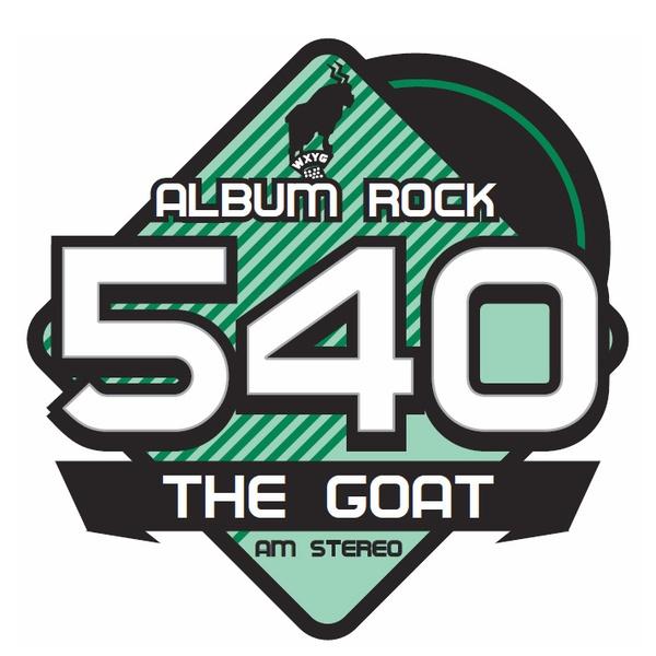 Album Rock 540 - WXYG