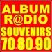 Album Radio - Souvenirs Logo