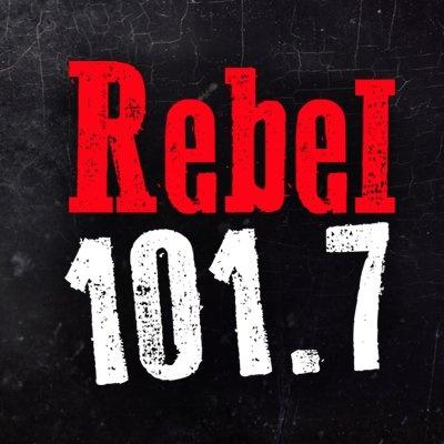 Rebel 101.7 - CIDG-FM