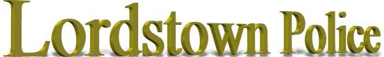 Lordstown Police Department