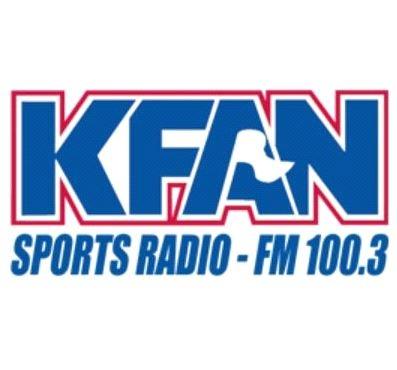 KFAN FM 100.3 - KFXN-FM