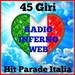 45 Giri - RIW HIT PARADE ITALIA Logo