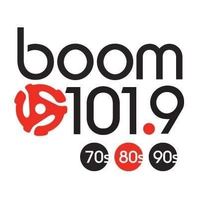 Boom 101.9 FM - CJSS-FM
