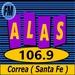 FM Alas 106.9 Logo