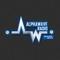 Alpha Wave Radio Logo