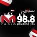 MRadio Surabaya Logo