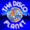 The Disco Planet Logo