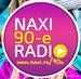 Naxi Radio - 90e Radio Logo