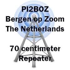 Bergen op Zoom Netherlands Repeater 2