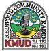 Redwood Community Radio - KMUD Logo