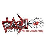 WACK Radio 90.1 FM Logo