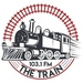 103.1 FM The Train - CJBB-FM Logo