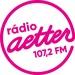 Rádio Aetter  Logo