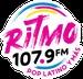 Ritmo 107.9 - KRXO Logo