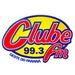Clube FM Palotina Logo