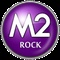 M2 Radio - M2 Rock Logo