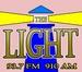 93.7 The Light - KKBE Logo