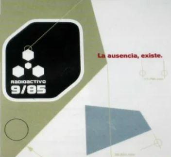Archivo Radioactivo 98.5 24/7 Transmission