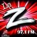 La Z 97.1 FM - XHRQ Logo