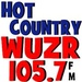 WUZR 105.7 - WUZR Logo