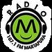 Radio M Martapura Logo