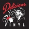 Dash Radio - Delicious Vinyl Radio - Classic Hip-Hop Logo