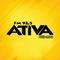 Ativa FM Logo