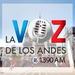 La Voz de los Andes Logo