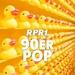 RPR1. - 90er Pop Logo