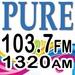Pure Radio - WJNJ Logo