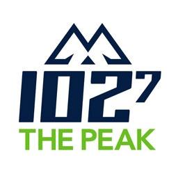 102.7 The Peak - CKPK-FM