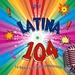 Latina 104 FM - Tropical Logo