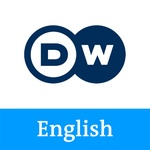 Deutsche Welle Radio - English Logo